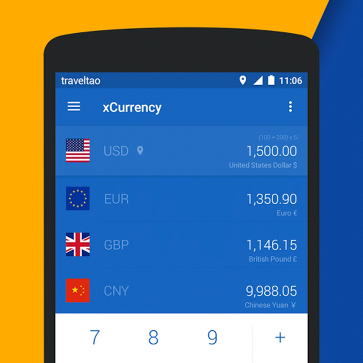 xCurrency - Smart Currency Alternatives and Similar Apps