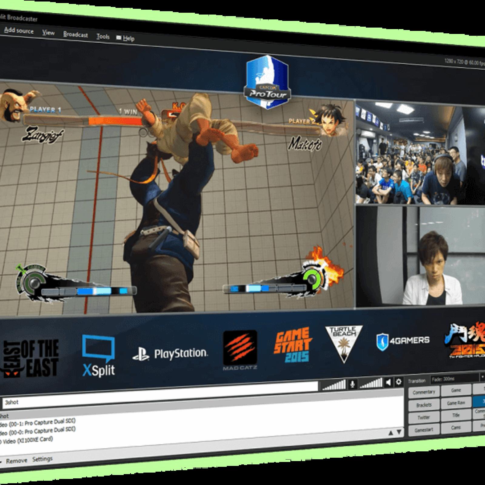 XSplit Broadcaster Alternatives and Similar Software ...
