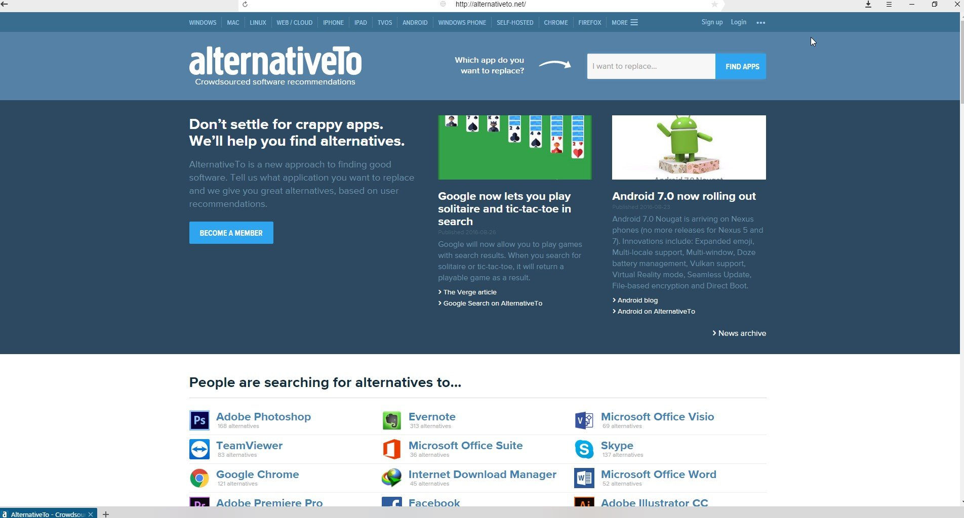 Yandex Browser Alternatives and Similar Software - AlternativeTo net