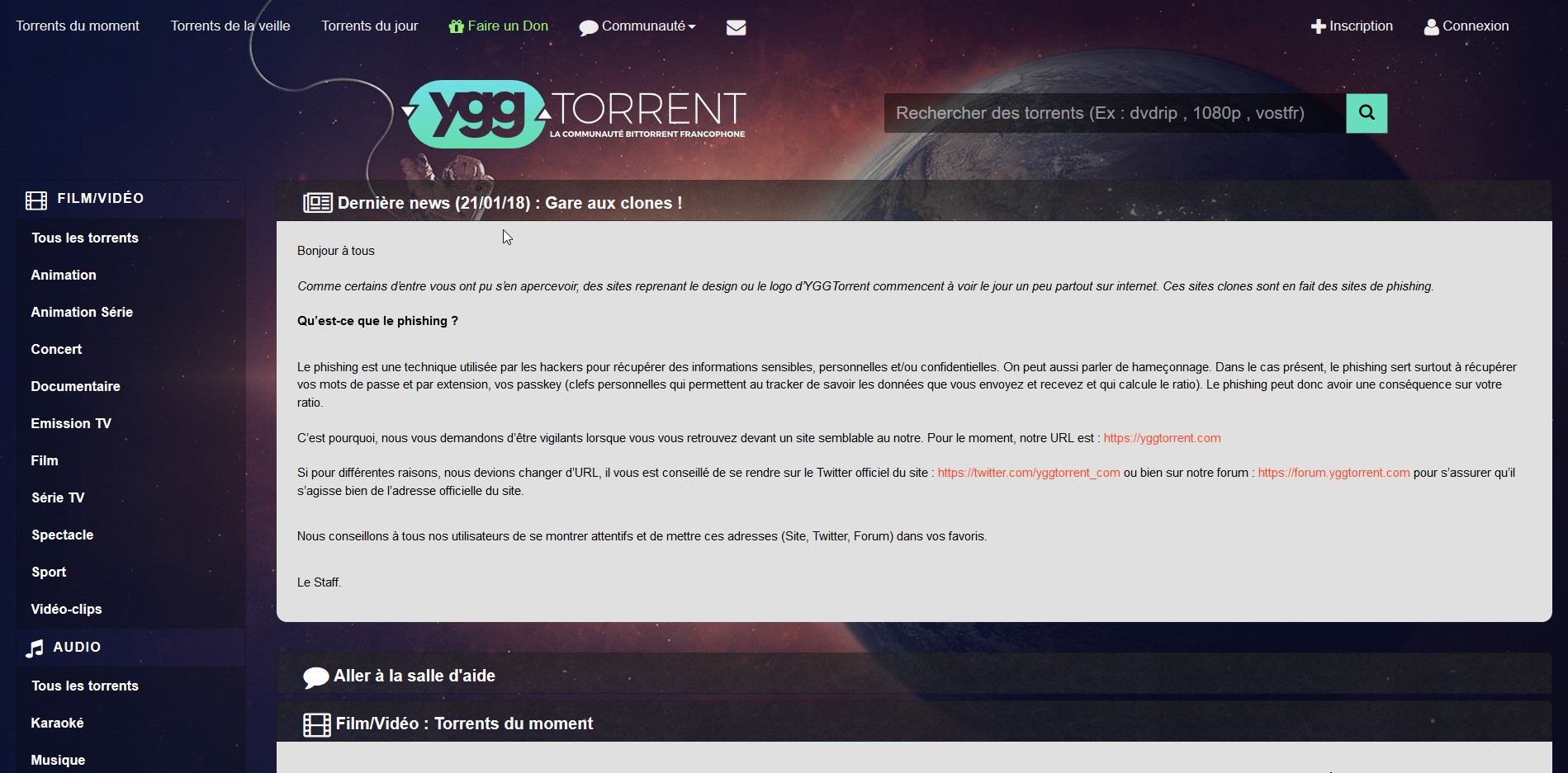 YggTorrent Alternatives and Similar Websites and Apps ...
