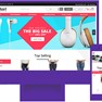 eCommerce Platform to launch Online Store with Multi-vendors Functionalities  icon