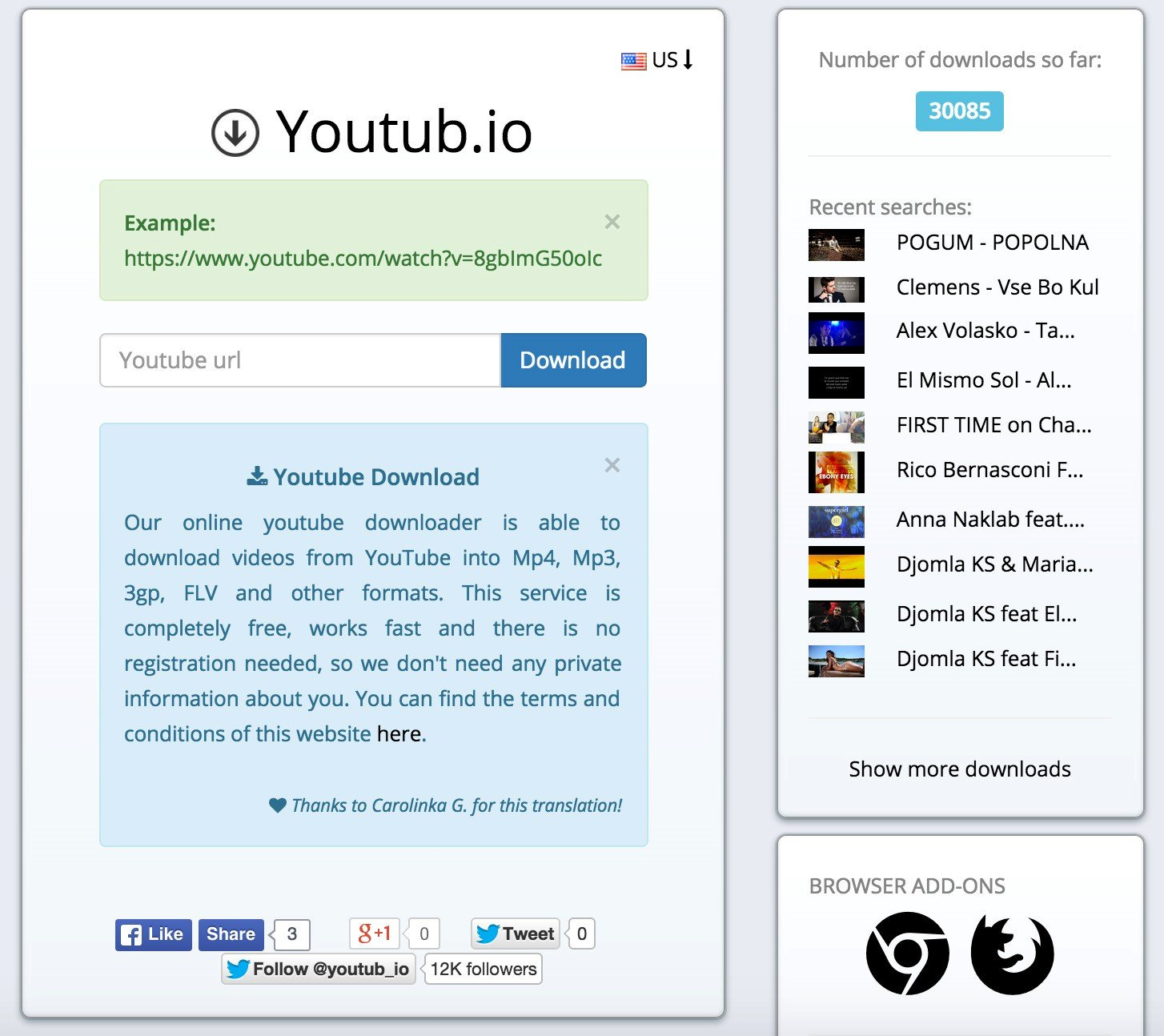 YoutubeConvert.TO Alternatives and Similar Software ...