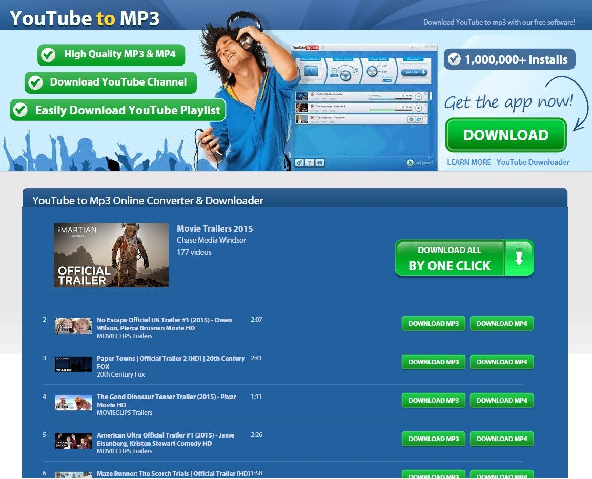 Download mp3 from youtube online