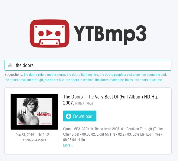 Youtube To Mp3 Chrome Extension 2019