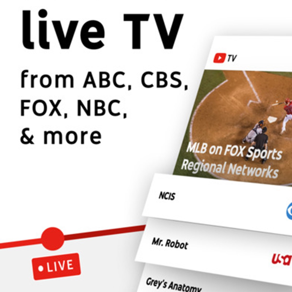 YouTube TV Alternatives and Similar Apps - AlternativeTo.net