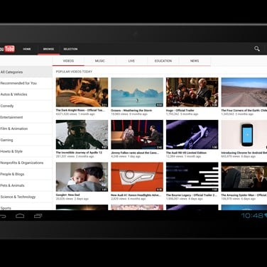 YouTube Alternatives and Similar Software - AlternativeTo net