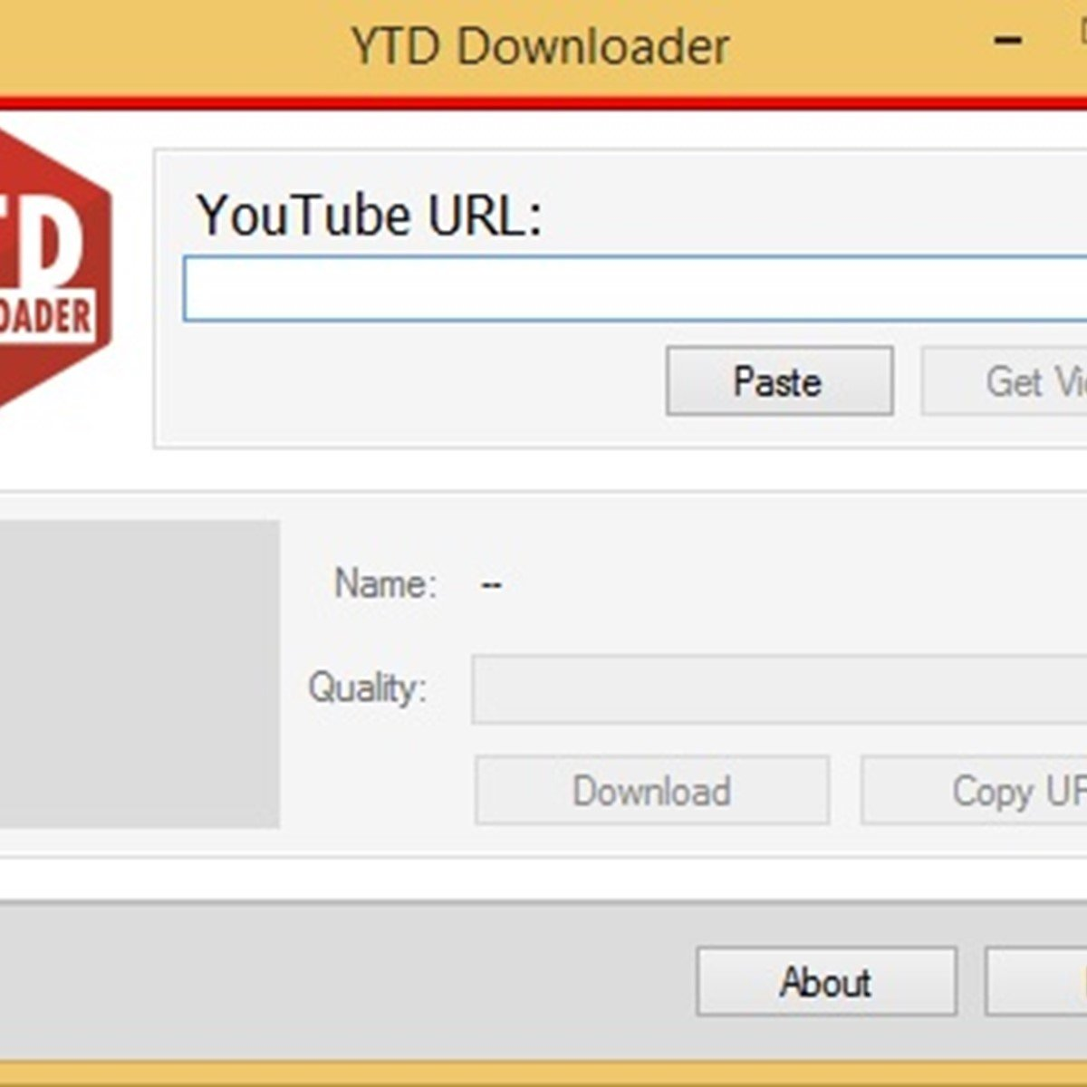 youtube downloader ytd