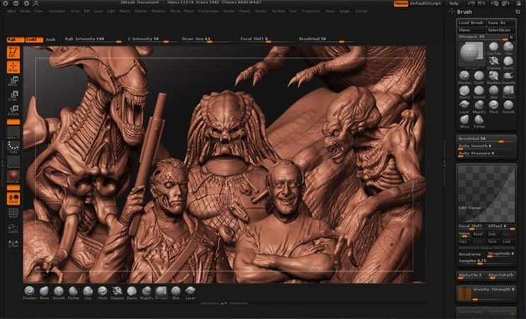 ZBrush Alternatives and Similar Software - AlternativeTo net