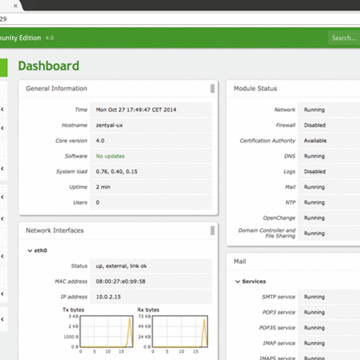 Zentyal Alternatives and Similar Software - AlternativeTo net