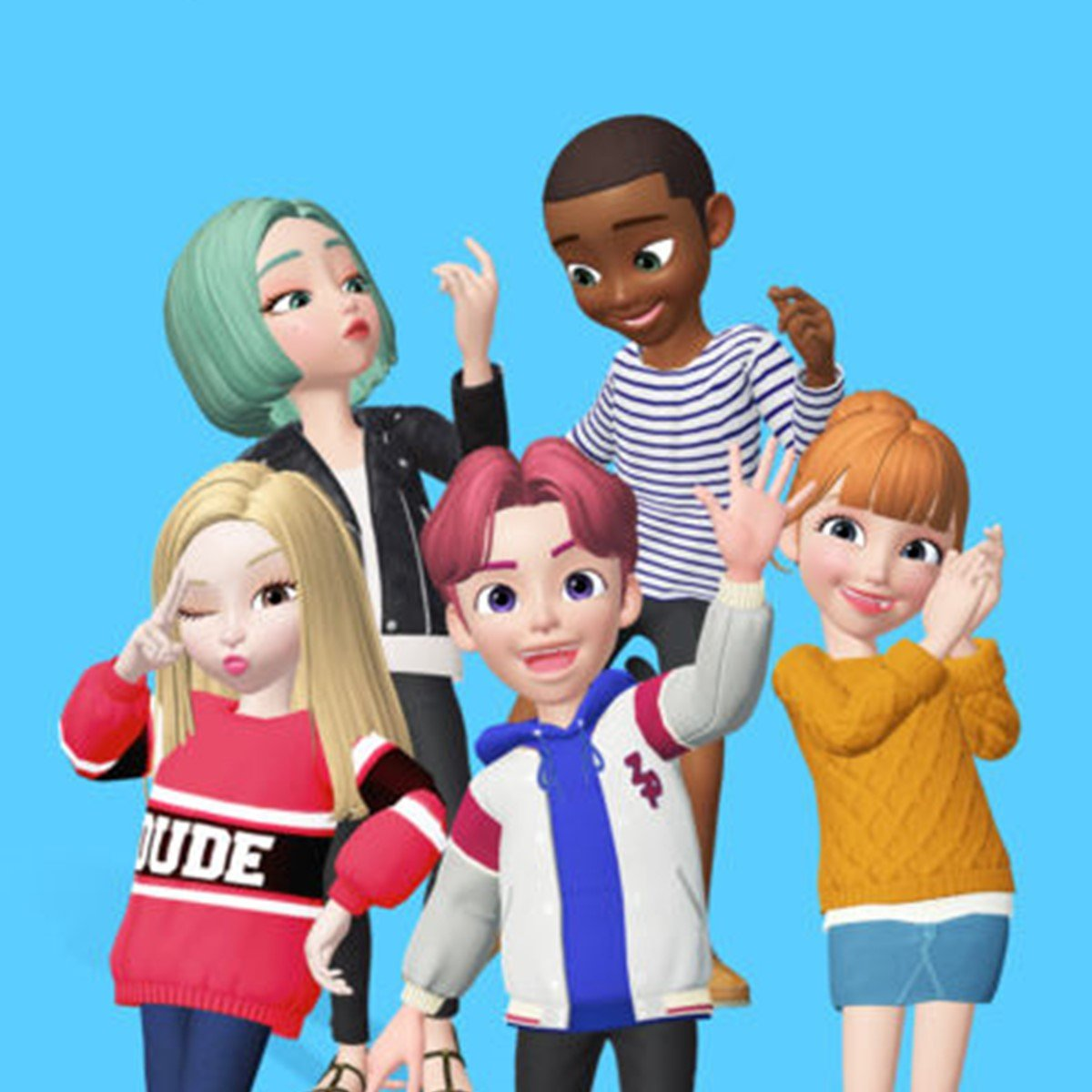 Zepeto hacked version