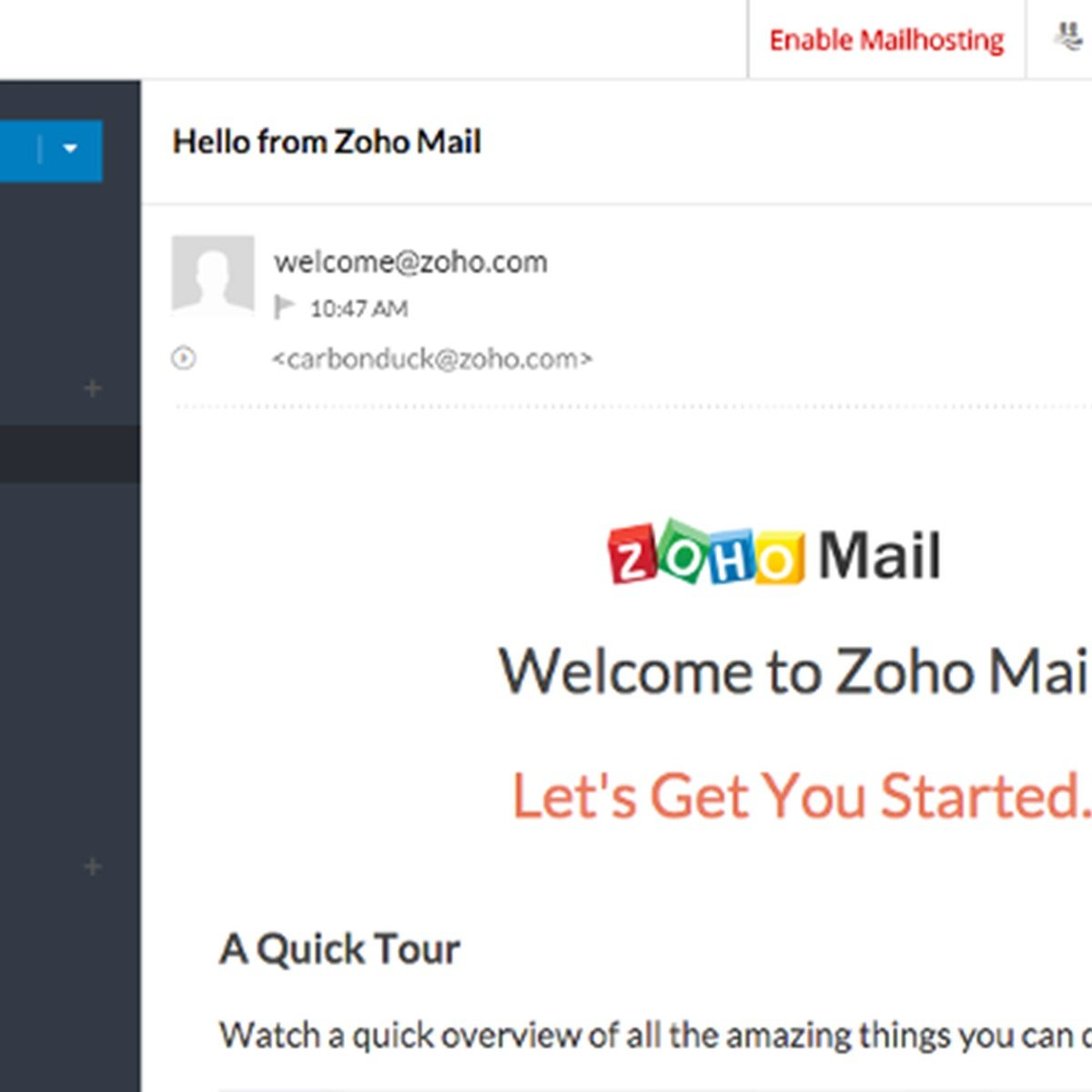 Zoho Mail Alternatives and Similar Software - AlternativeTo net