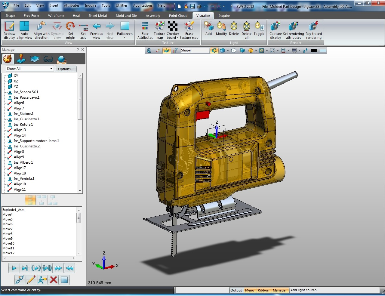 Zw3d alternatives and similar software for Software cad 3d
