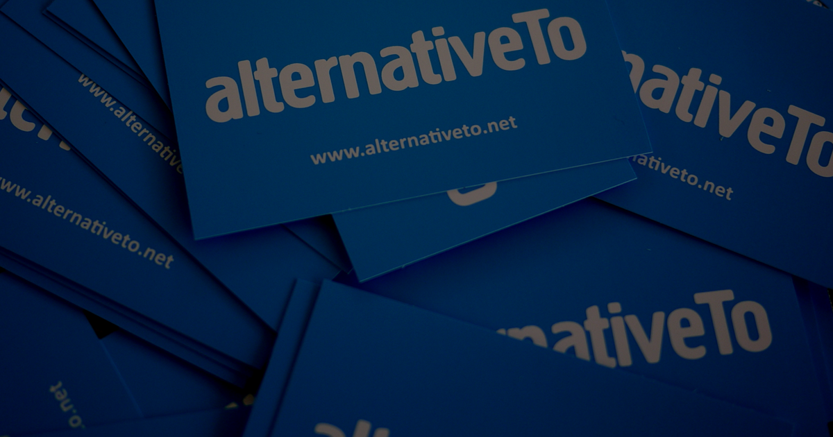 AlternativeTo - Crowdsourced software recommendations